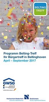 Flyer April – September 2017